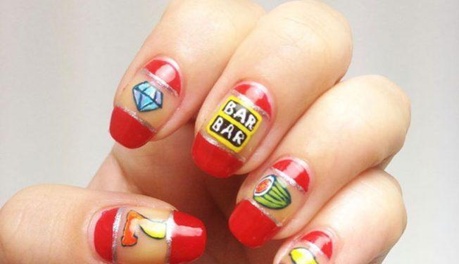 nails games vegas