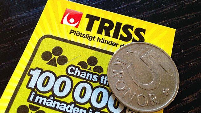 Triss-lott