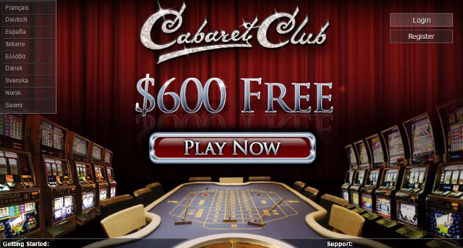 En recension om Cabaret Club Casino